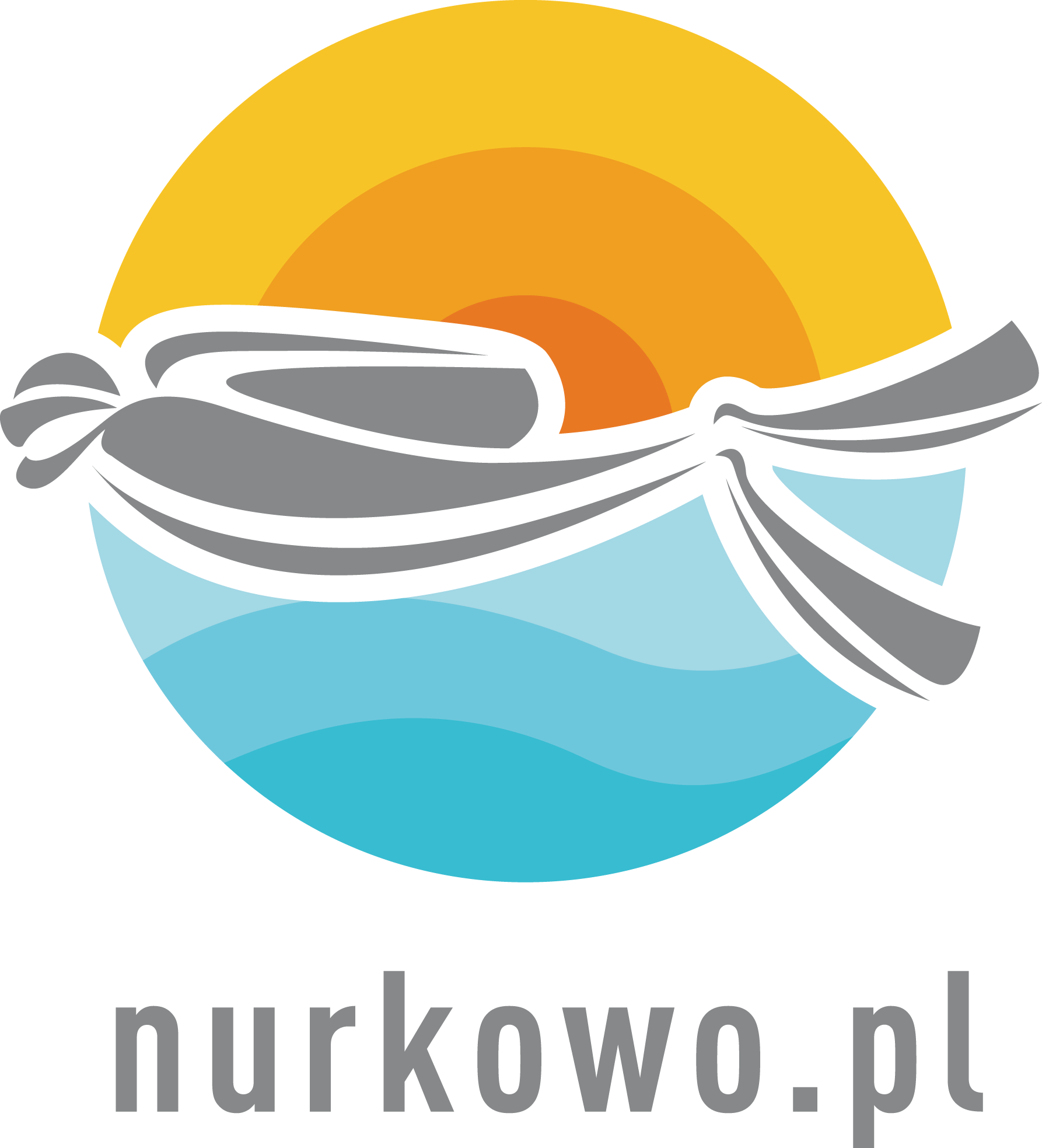 logotyp nurkowo