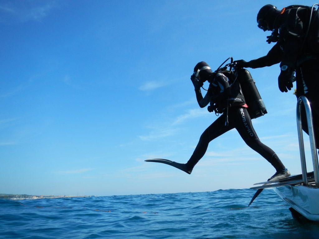 kurs nurkowania wielkopolska